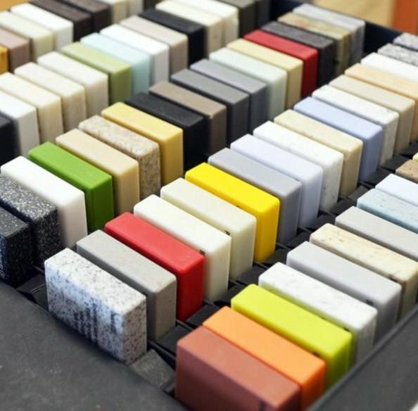 colors1 - Мойки и раковины из искусственного камня в Москве