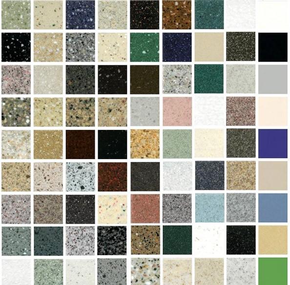 colors2 1 - Столешницы для кухним. Мякинино