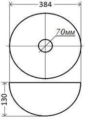 2 1 - Стоимость раковин из искусственного камня