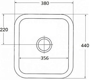 33 1 - Стоимость моек из искусственного камня