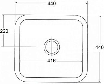 440 2 - Стоимость моек из искусственного камня