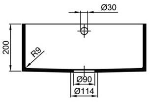 5 1 - Стоимость моек из искусственного камня