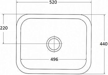 520 2 - Стоимость моек из искусственного камня