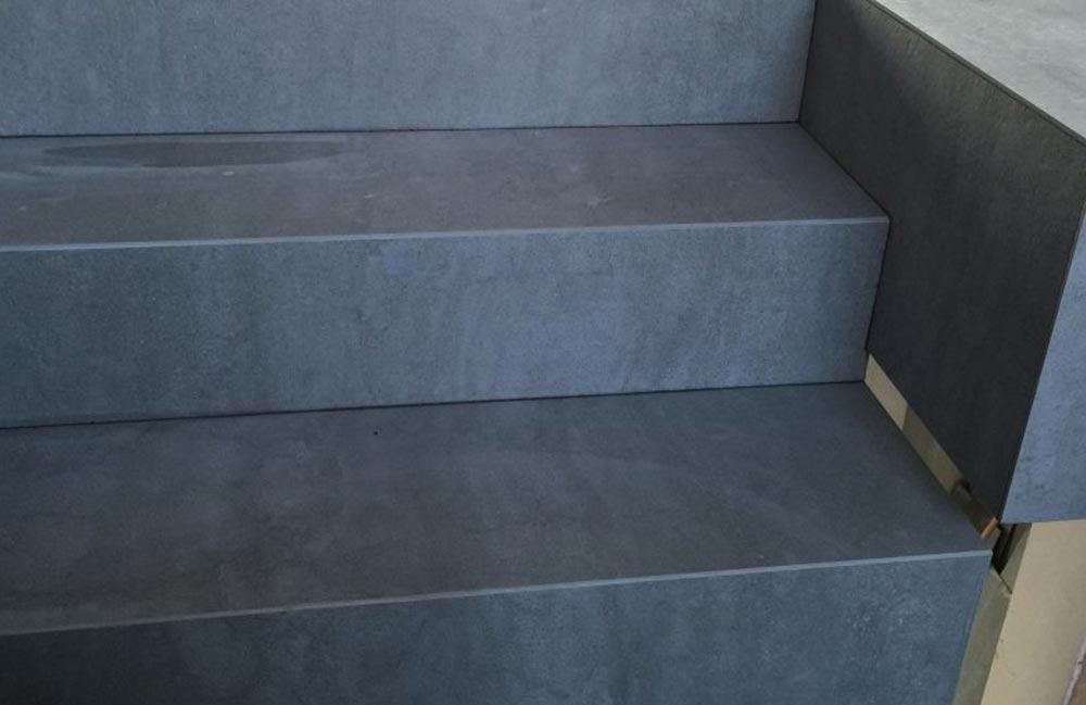1 13 - Лестницы из искусственного камня на заказ