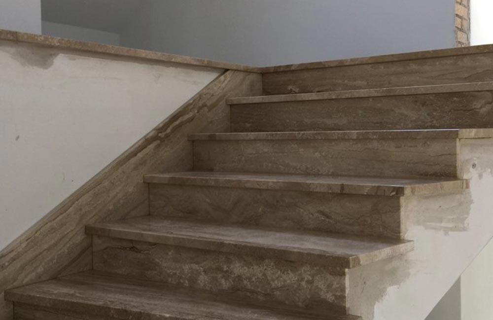 2 10 - Лестницы из искусственного камня на заказ