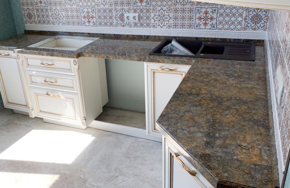 3 - Столешницы для кухниг. Голицыно