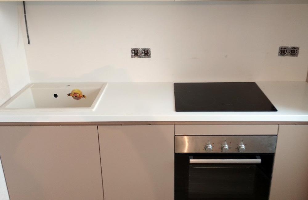 6 - Столешницы для кухним. Тёплый Стан